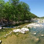 Pedernales River at RR 3238