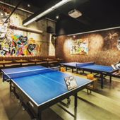 SPiN Austin: UNITED BY PING PONG
