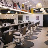 Birds Barbershop in Westlake